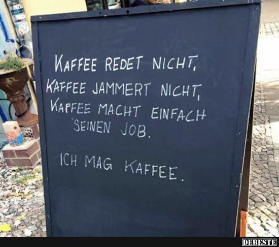 Kaffee Sprüche Und Mehr
